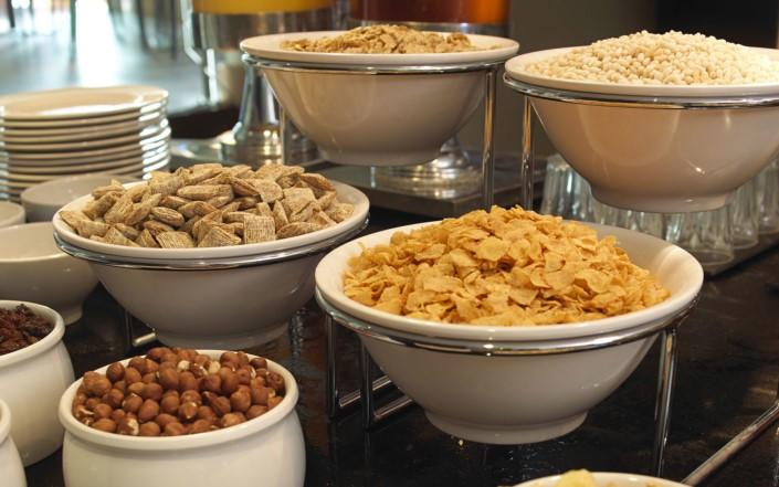 buffet colazione in melamina