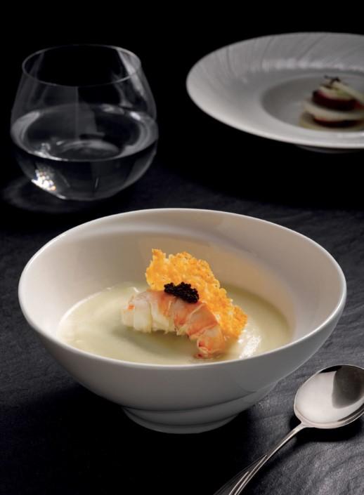 bowl porcellana bianca